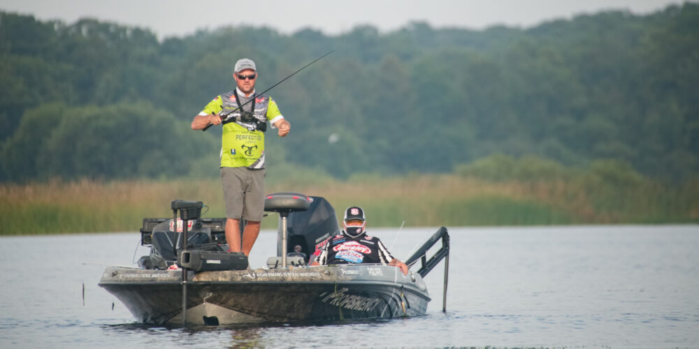 Image for DAVID DUDLEY: My Bass Pro Tour Fishing Strategy