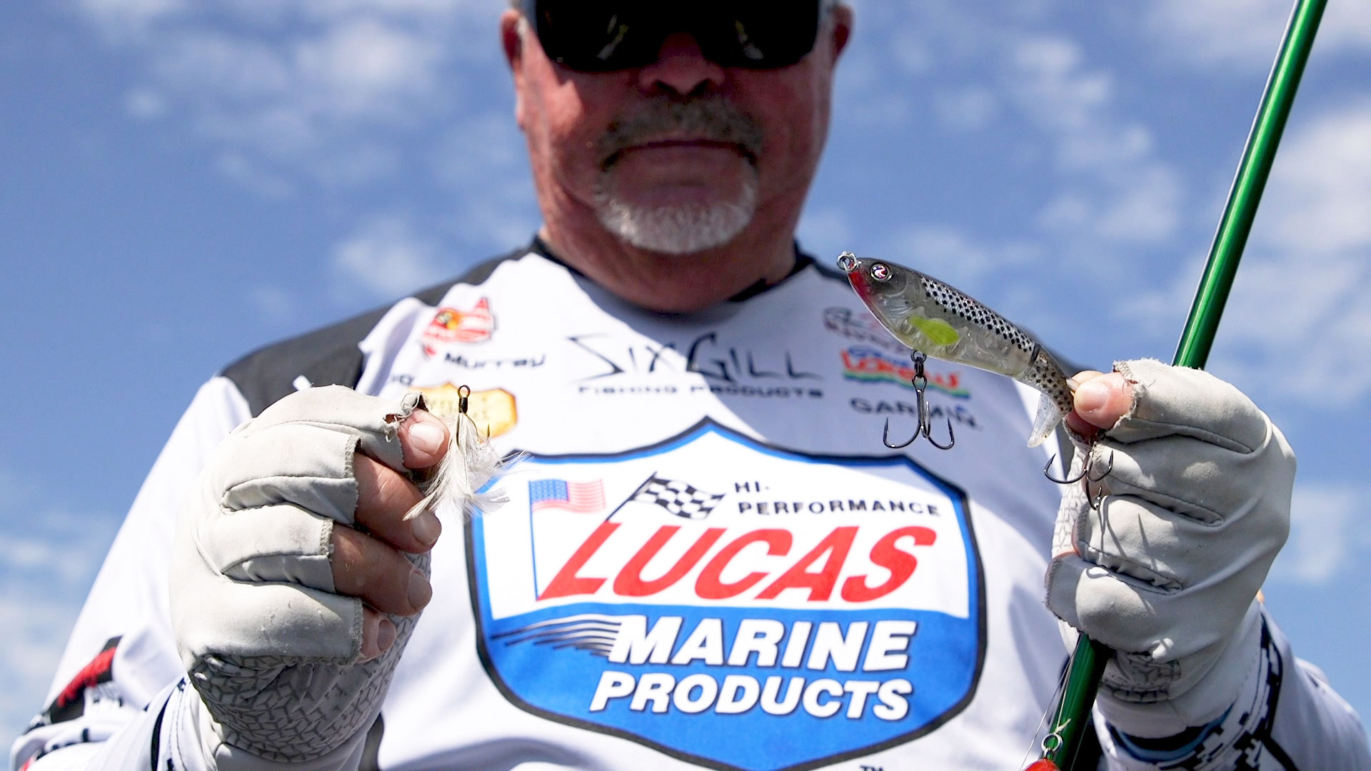Jason Christie Shares Three Things You May Not Know About Frog Fishing