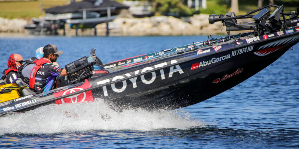 Image for MIKE IACONELLI: Correct Boat Position Translates into Better Fishing!