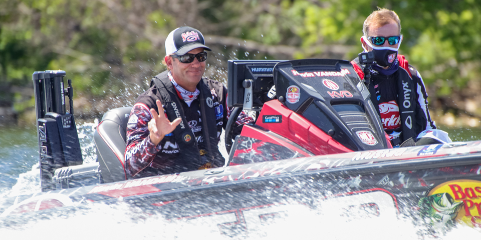 Image for KEVIN VANDAM: Affordable Fishing Tech Has Come a Long Way