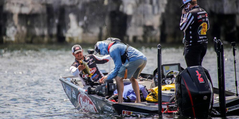 Image for KEITH POCHE: I'm No Smallmouth Expert…But I'm Learning