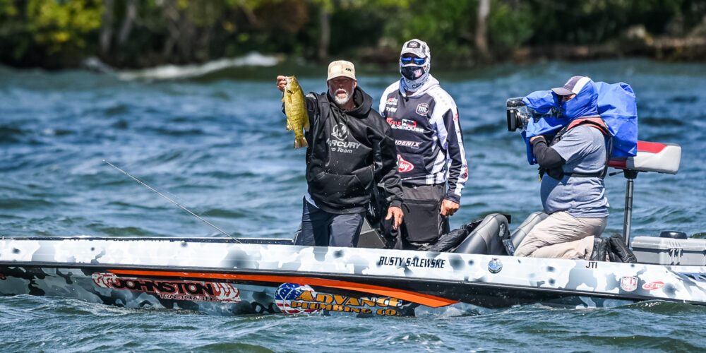 Image for Salewske Secures TITLE Win with 4-14 Smallmouth in Final Minutes on Sturgeon Bay