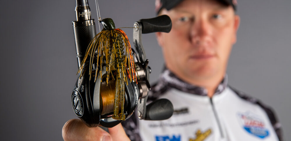 Image for 1 Bait, 5 Reasons: Andy Montgomery's Go-To Skipping Jig with a Perfect Profile
