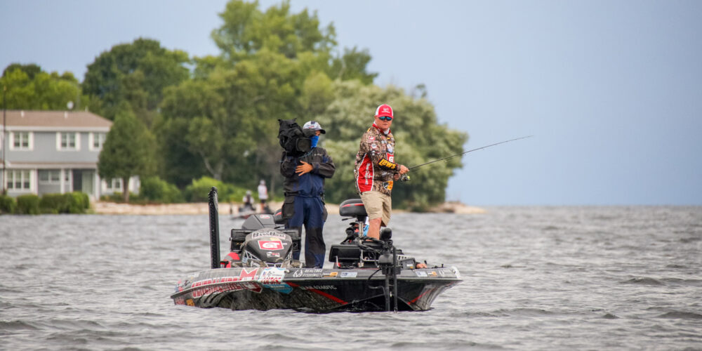 Image for Mark Rose: Swimbaits Remain a Constant During Late Summer Transition