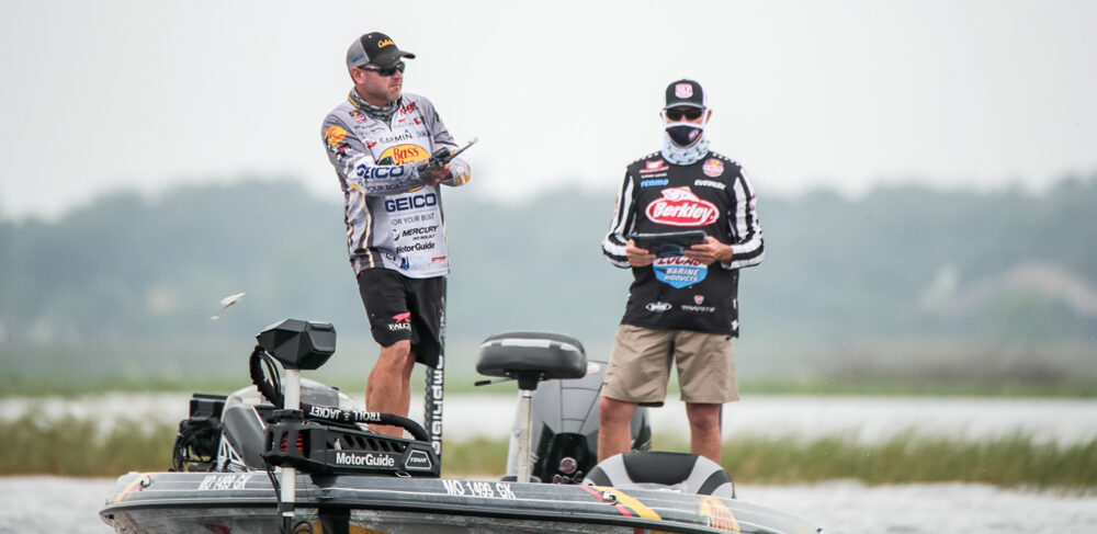 Image for MIKE MCCLELLAND: I'm Excited to be Back Competing in the MLF Cup Format