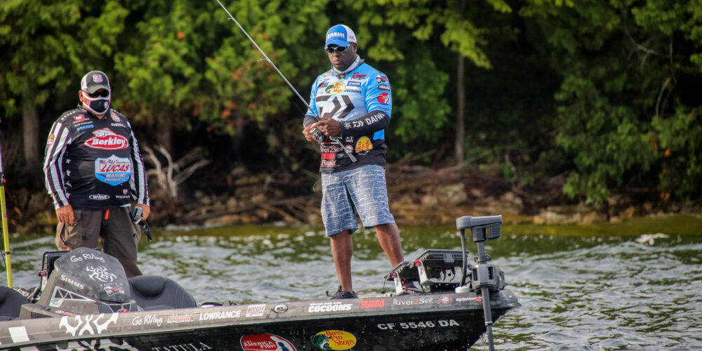 Image for ISH MONROE: Learning How to Do The 'Other Work' As a Successful Bass Pro