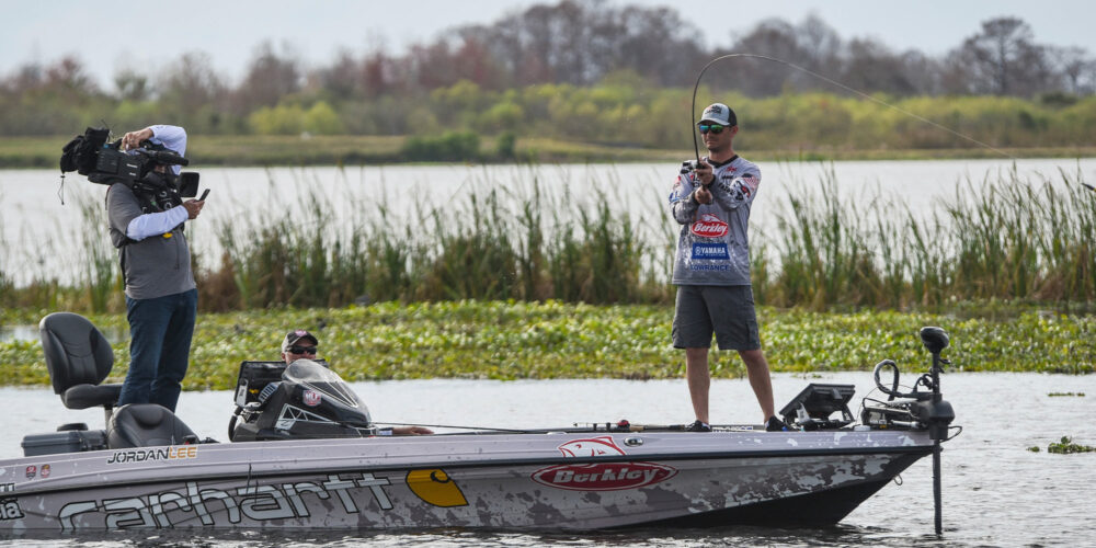 Image for Jordan Lee's Grass Plan: Follow It and You, Too, Can Catch Fish like a Champ