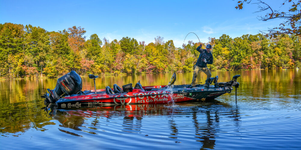 Image for MIKE IACONELLI: Understanding Fall Bass Movements (and How to Catch Them!)