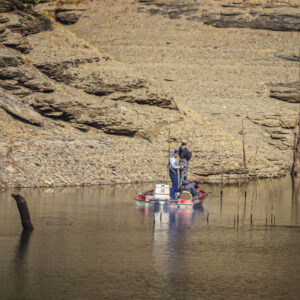 Lake Cumberland hosted the event for the second year in a row. Photo by Danelle Roy.