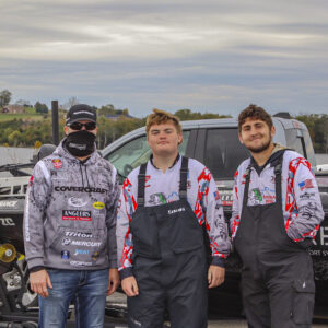 The Louisa team of Jake Lycans and William Copley repeated as Top Five qualifiers and finished second in 2020. They'll be back in 2021 looking to make it three straight years. Photo by Danielle Roy.