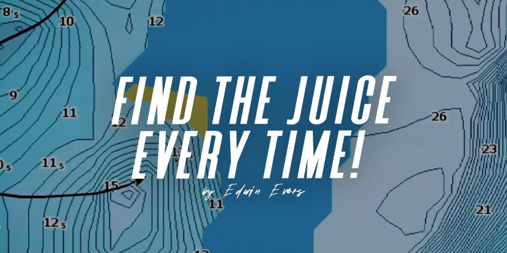 Image for EDWIN EVERS: Find the Juice — Every Time!