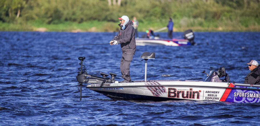 Image for PAUL ELIAS: I'm Happy to Fish Postspawn Harris Chain and Chickamauga in 2021