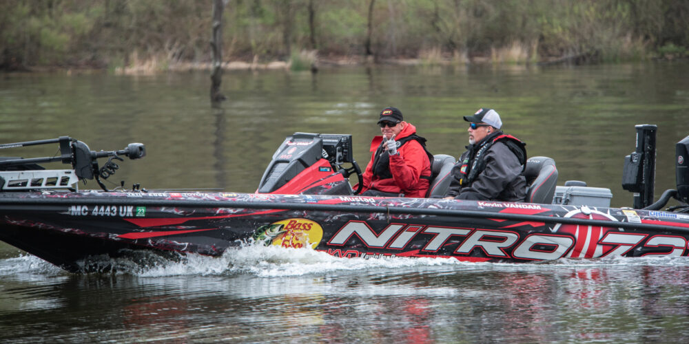 Image for KEVIN VANDAM: Fishing Innovations Benefit All Levels of Anglers