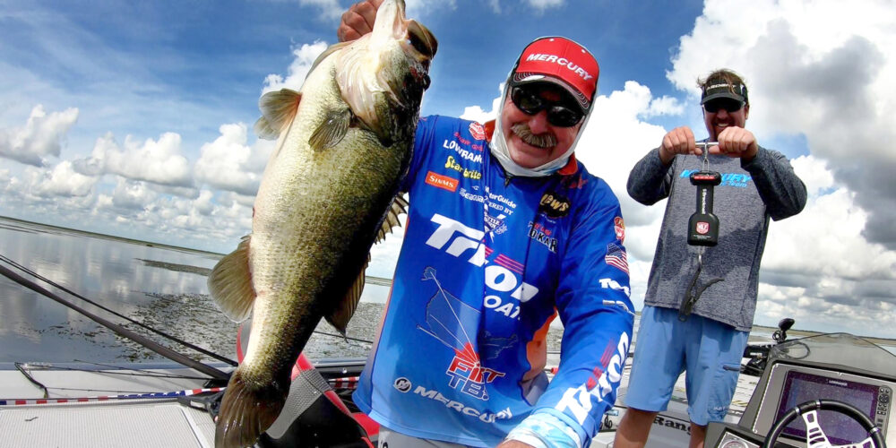 Image for 12-Pound Bass & 11-Foot Gators: A Fun, but Busy Offseason for Shaw Grigsby