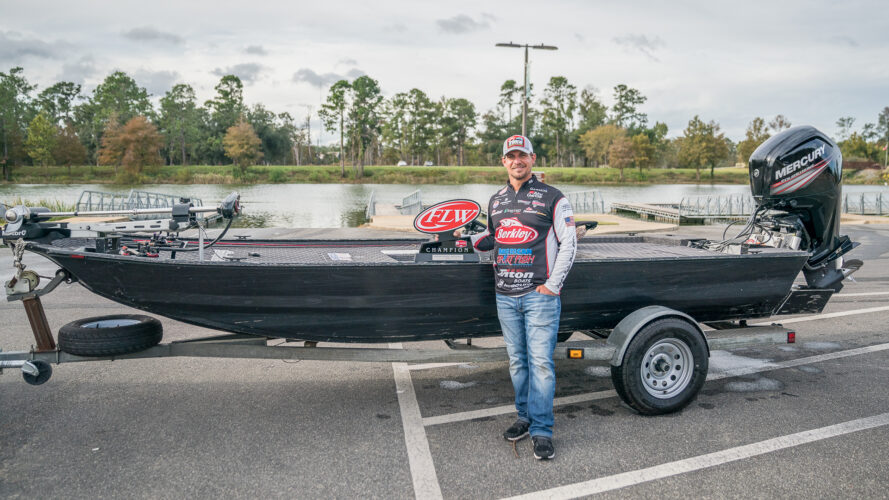 Image for Poche Wins Toyota Series Event on Lake Seminole