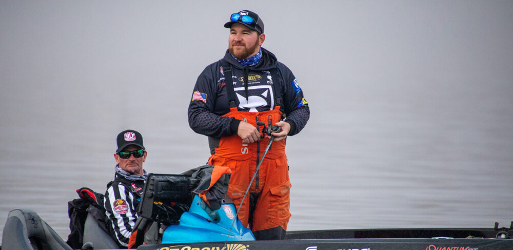 Image for JESSE WIGGINS: Some Fall Topwater Now, Some Smallmouth Next Season