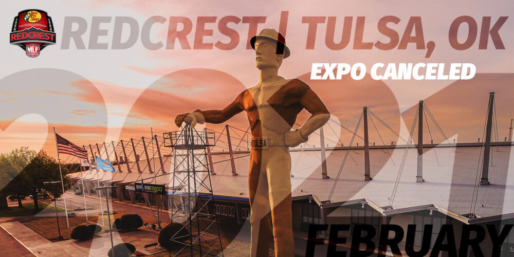 Image for Major League Fishing Announces Cancellation of REDCREST 2021 Outdoor Sports Expo, Confirms Tulsa for REDCREST 2022