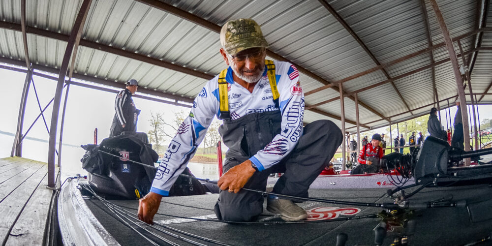 Image for Paul Elias Making Adjustments Ahead of 2021 Bass Pro Tour Season