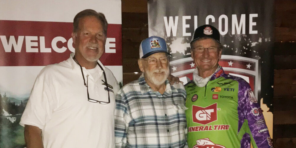 Image for GARY KLEIN: I Was Proud to Welcome a Legend to an MLF Cup