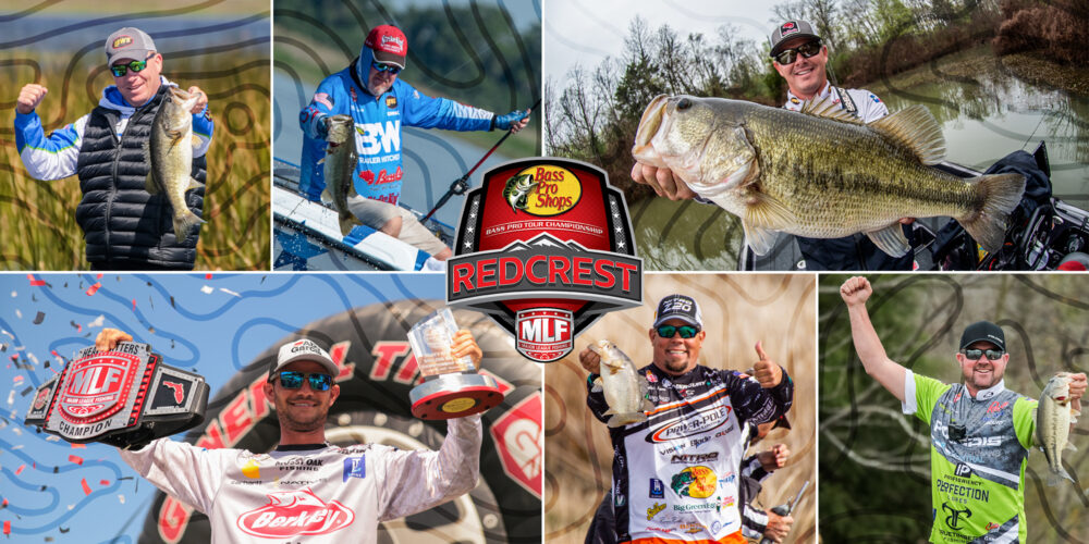 Image for REDCREST 2021 Anglers: Here Are Your 40 Qualifiers
