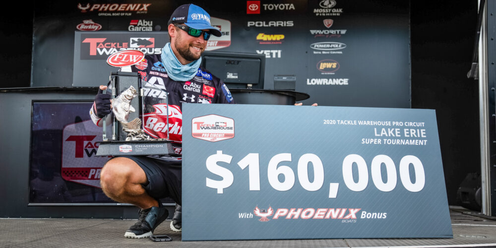 Image for Lucas' California Home Waters Prepared Him for Pro Success