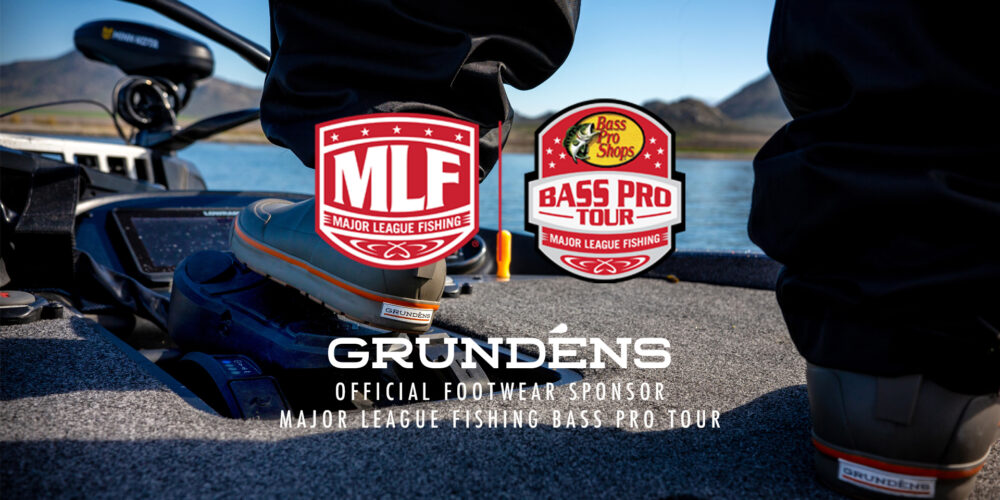 Image for Grundéns Invests in Bass Fishing By Partnering with Major League Fishing