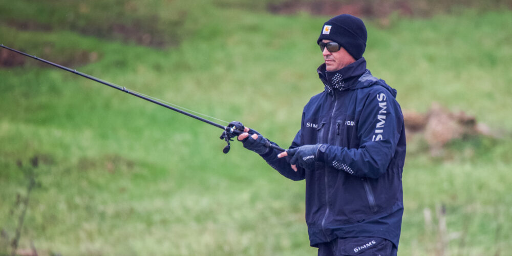 Image for Casey Ashley Stays Healthy on the 'Sliced Bread of the Fishing World'