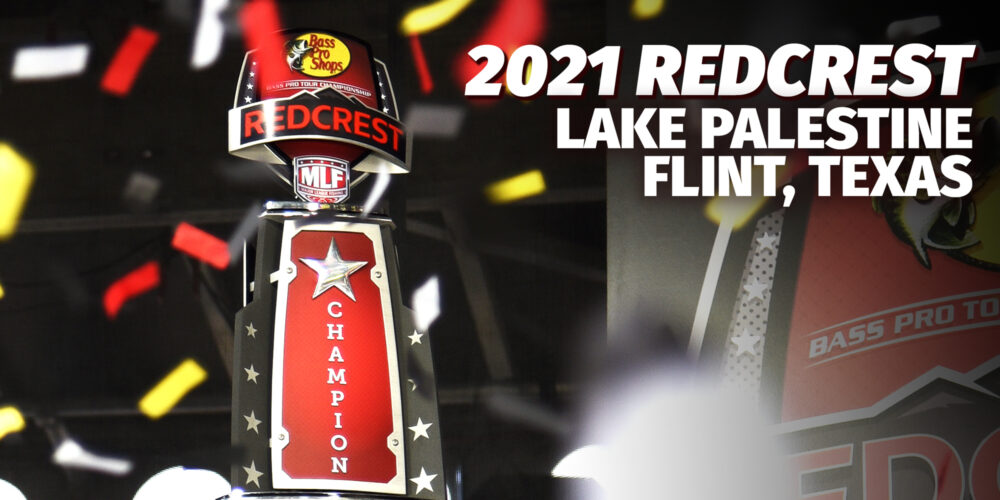 Image for Major League Fishing Announces REDCREST 2021 Shift to Texas' Lake Palestine