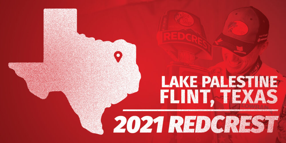 """Image for REDCREST Anglers Gear up for """"Ultimate Sleeper"""" Largemouth Fishery in Lake Palestine"""