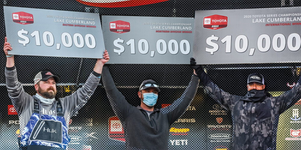 Image for Toyota Series Championship Pays More Ways Than One