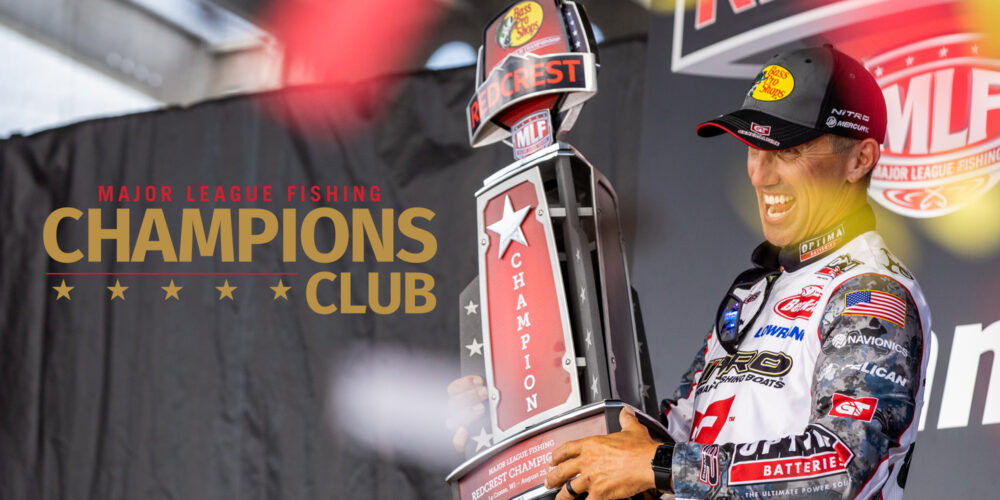 Image for Champions Club is the Only Tackle Subscription Tied to a Professional Tour