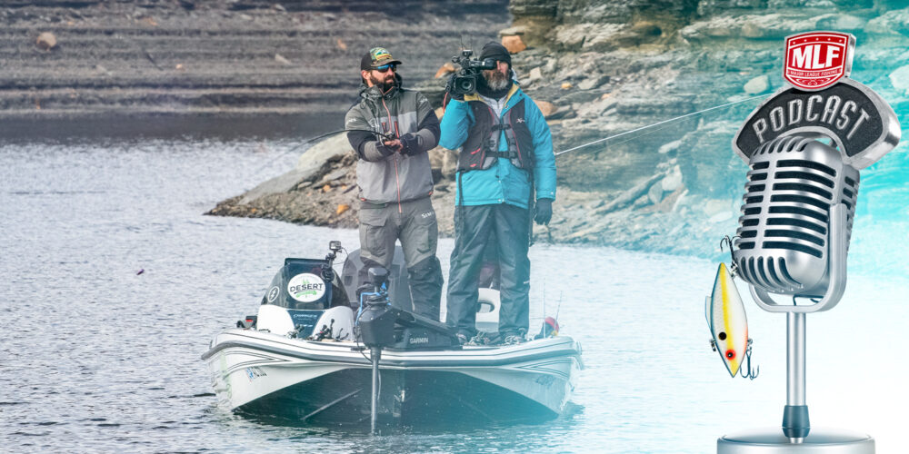 Image for Podcast Episode 289: Michael Caruso, Big Bass at Sam Rayburn