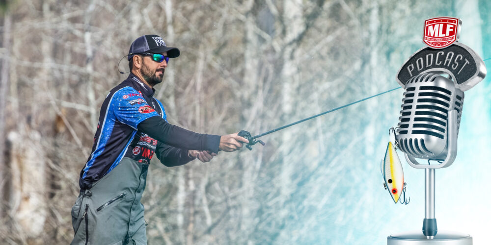 Image for Podcast: Nick LeBrun on Rayburn, Texas Fishing and His New Mentality for 2021