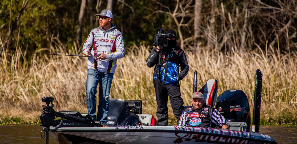 Image for GREG VINSON: Getting Back Into 'Fishing Shape' After a Six-Month Break