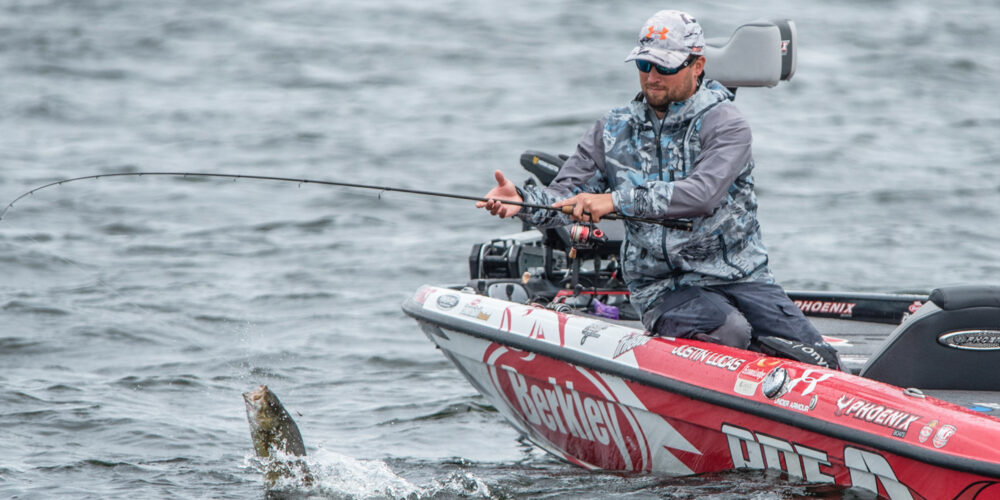 Image for JUSTIN LUCAS: I Have an Appetite for New Tournament Venues