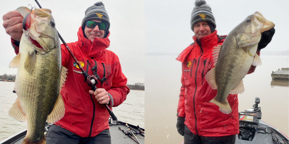 Image for KEVIN VANDAM: REDCREST 2021 on Lake Palestine Could Be Epic