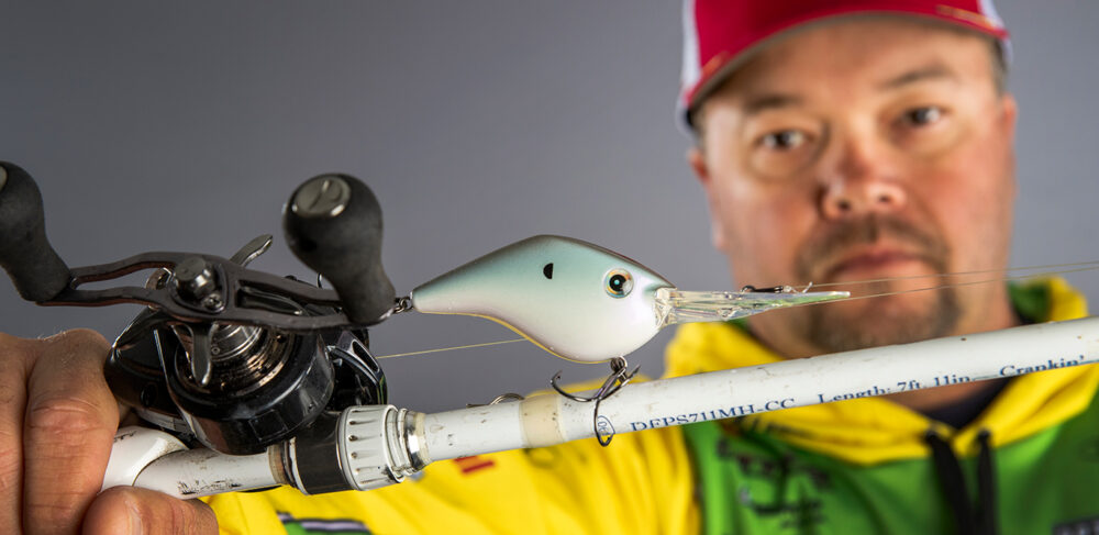 Image for 1 Bait, 5 Reasons: Horton's Deep-Diving, Record-Breaking Crankbait