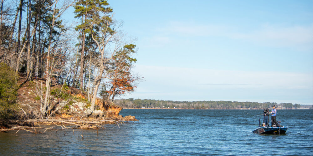 Image for Lake Murray Should Offer Good Fishing for South Carolina Division Start