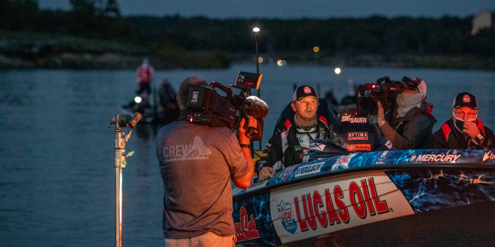 Image for 2021 Academy Sports + Outdoors Heritage Cup Begins in Waco, TX With 10 Eager Anglers