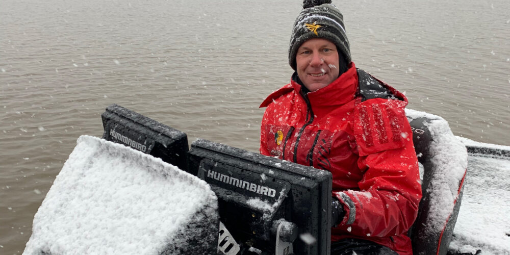 Image for KEVIN VANDAM: My Mental Post-It Notes for Frigid Lake Palestine and REDCREST
