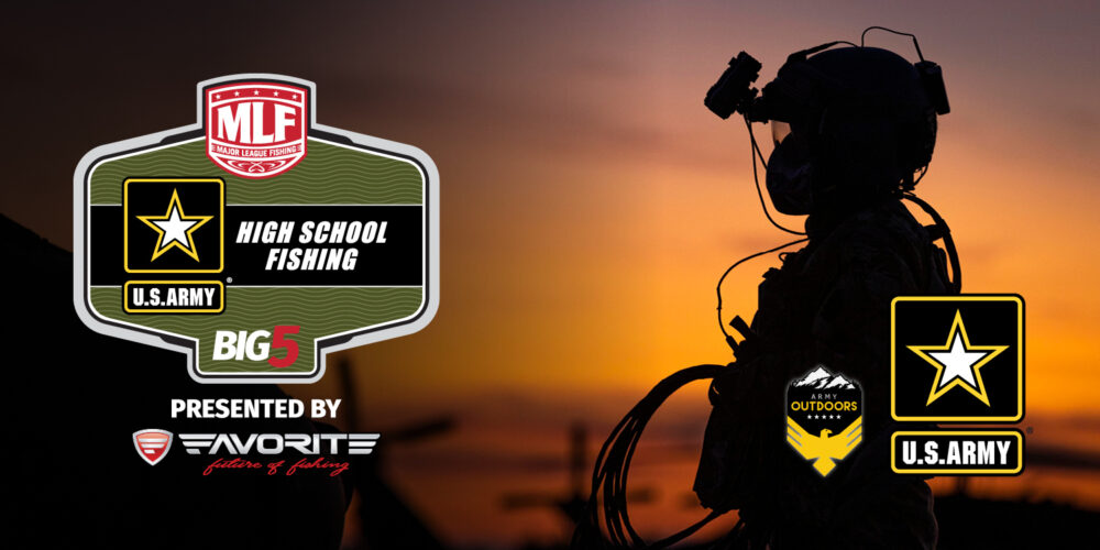 Image for U.S. Army Signs as Title Sponsor of MLF High School Fishing