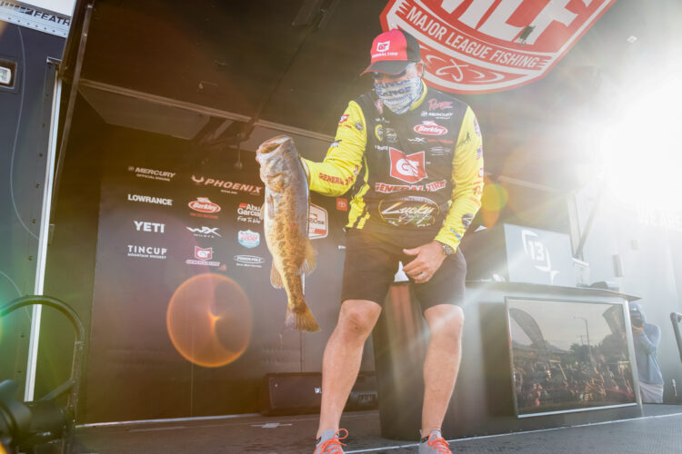Image for GALLERY: Tackle Warehouse Pro Circuit, Lake Okeechobee, Day 4 Weigh-In