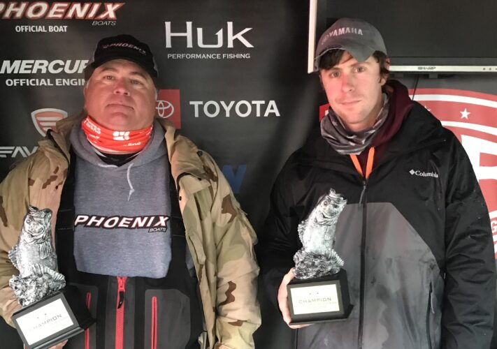 Image for Chapin's Epting Wins Phoenix Bass Fishing League on Lake Murray