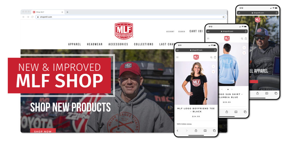 Image for Major League Fishing Launches MLF SHOP