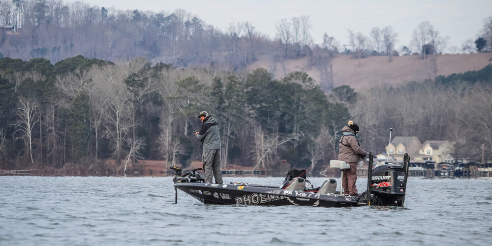 Image for Top 5 Patterns from Day 1 on Guntersville