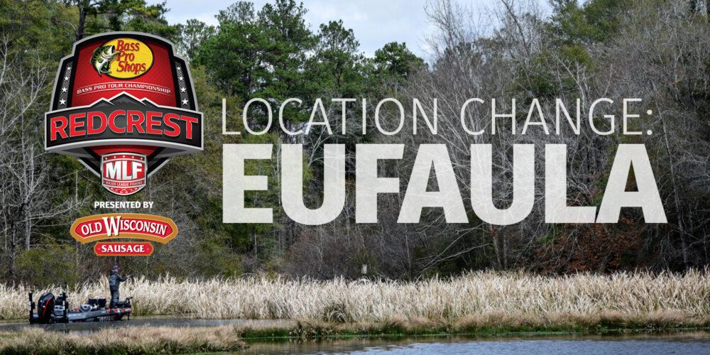 Image for Major League Fishing Shifts REDCREST 2021 to Alabama's Lake Eufaula