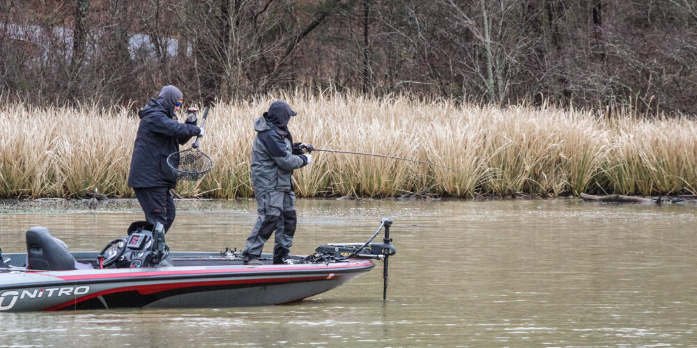 Image for Top 5 Patterns from Day 2 on Guntersville