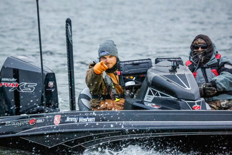Image for GALLERY: Toyota Series Central Division, Lake Guntersville, Day 3 Takeoff