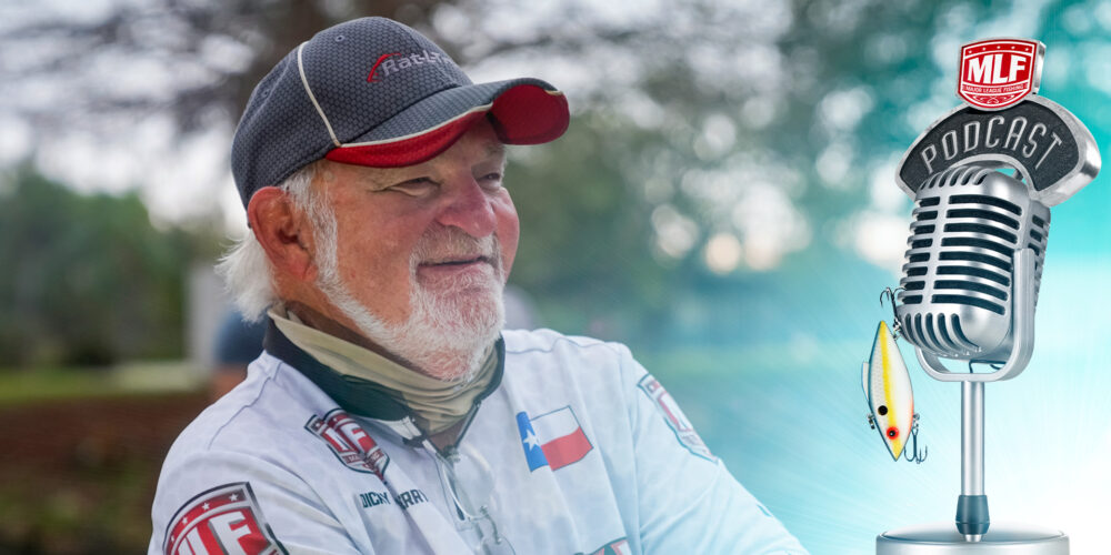 Image for Podcast: Dicky Newberry on His Okeechobee Top 10 and Fishing History