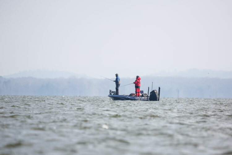 Image for GALLERY: Toyota Series Central Division, Lake Guntersville, Day 3 OTW